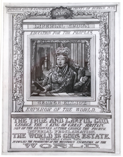Bensham Poster Mental Health Heritage Archive